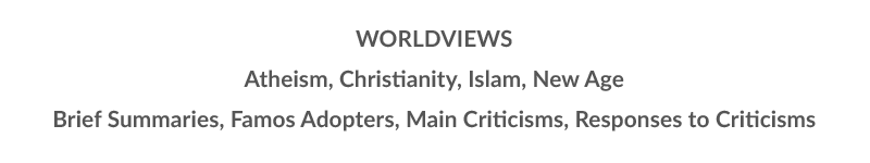 Explore WorldViews